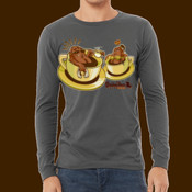 Outsider Brand Coffee Lovers unisex long sleeve tee 2