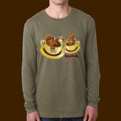 Outsider Brand Coffee Lovers unisex long sleeve tee 3