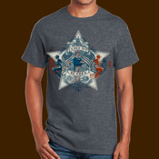 Truth-A-Ganda UncleSam and laughing Devils Obey unisex tee